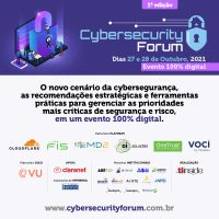 ASSESPRO-SP APOIA: CYBERSECURITY FORUM 2021